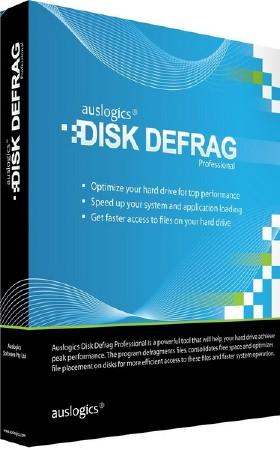 Auslogics Disk Defrag Pro 4.3.0.0 Final