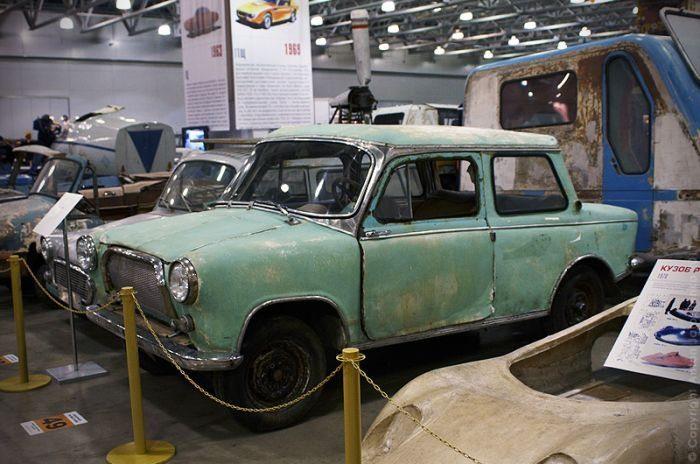 Samochody budowane w garażach ZSRR 10