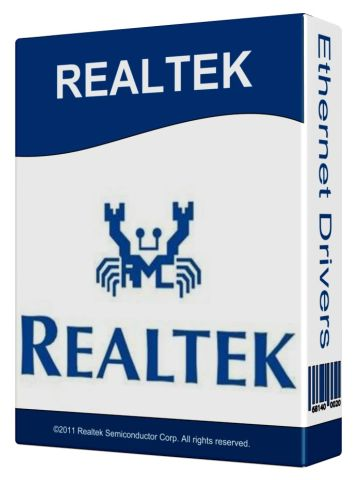 Realtek Ethernet Drivers 8.038 W8/8.1 + 7.092 W7 + 106.12 Vista + 5.830 XP