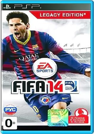 FIFA 14 (2013) (RUS) (PSP)