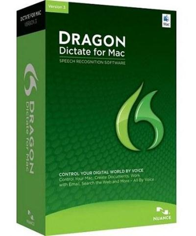 Dragon Dictate v3.0.4 Mac OS X