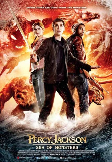 Percy Jackson Sea of Monsters (2013) WEBRiP CAM AUDIO AAC MURDER