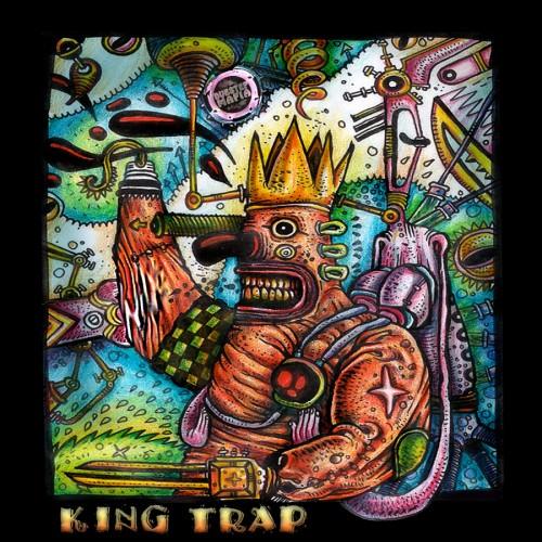 DUBSTEP MAFIA - KING TRAP (2013)