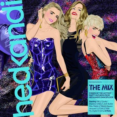 VA - Hed Kandi - The Mix 2014 [3CD] (2013)