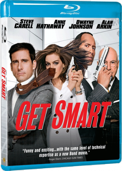 Get Smart (2008) BRRip 720p x264 AC3 Hindi-Eng RYMR - Team XMR