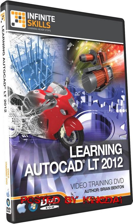 INFINITESKILLS - LEARNING AUTOCAD LT 2012 TRAINING VIDEO TUTORIAL-kEISO