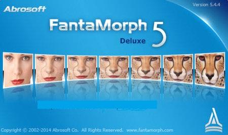 Abrosoft FantaMorph Deluxe 5.4.4 Multilingual Portable