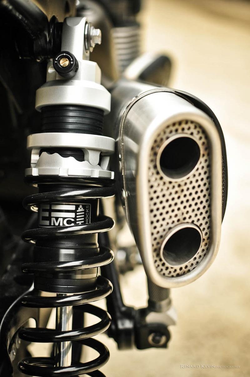 Скрэмблер Triumph TT 2014 - FCR