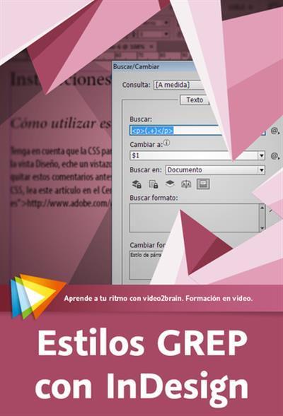 Estilos GREP con InDesign (MP4)