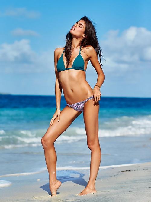 Sara Sampaio - Victoria's Secret Photoshoots 2015 Set 2