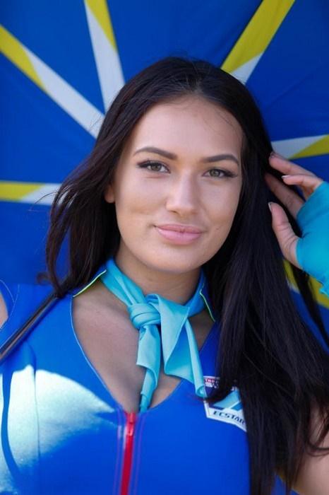 Девушки паддока Гран При Австралии 2015 (фото)
