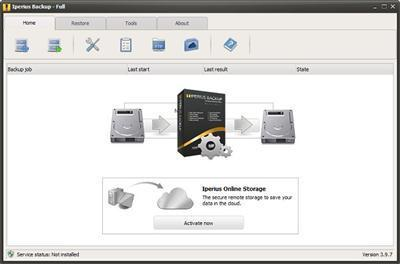 Iperius Backup v4.3.5 Multilingual + Portable
