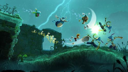 Rayman Legends (Xbox360/ENG)