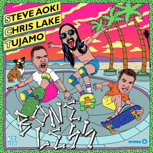 Steve Aoki Vs Chris Lake and Tujamo - Boneless (2013)