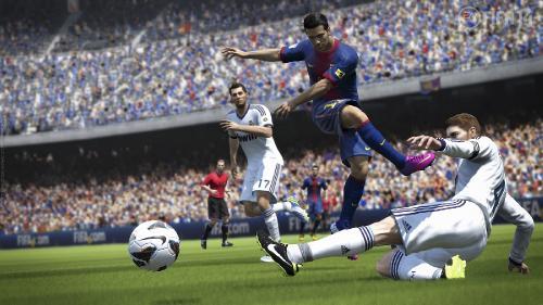 FIFA 14 (Xbox360/RUSSOUND)