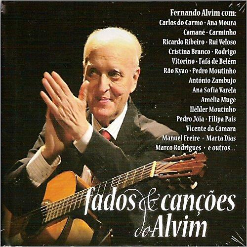Fernando Alvim - Os Fados E As Canções Do Alvim (2011)
