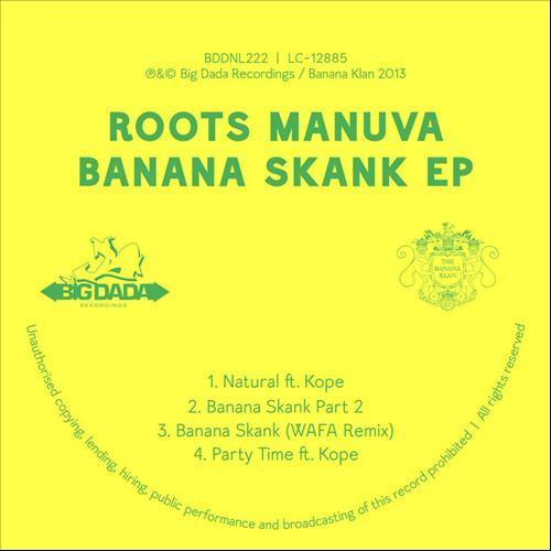 Roots Manuva - Banana Skank (2013)
