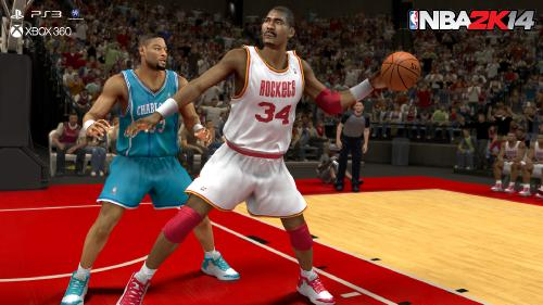 NBA 2K14 (Xbox360/ENG)