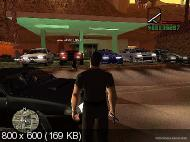 GTA / Grand Theft Auto: San Andreas MultiPlayer v0.3x (2005) PC | RePack by Alexey Boomburum