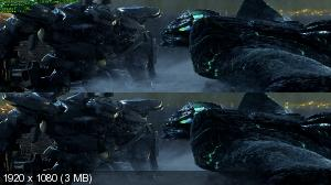 ������������� ����� / Pacific Rim (2013) BDRip 1080p | 3D-Video | halfOU | ��������
