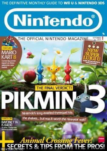 Official Nintendo - September 2013