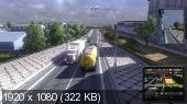 Euro Truck Simulator 2: Gold Bundle (2013/RUS/RePack by xatab)