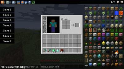 Читы для Minecraft 1.6.2/1.5.2