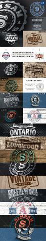 GraphicRiver - Photorealistic Logo Mock-Ups Vol.2