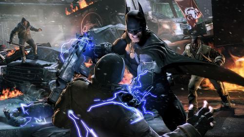 Batman: Arkham Origins (Xbox360/MULTI)
