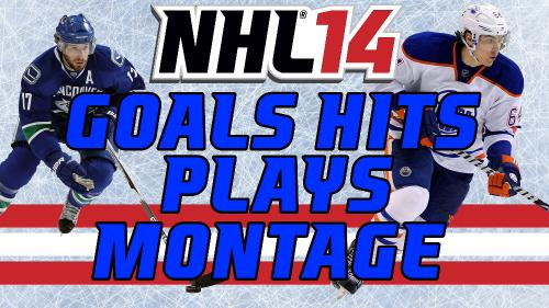 ������. NHL 13/14, RS: ������ ������ / Highlights [30.12] (2013) HDStr 720p