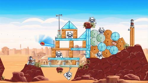 Angry Birds: Star Wars (Xbox360/ENG)