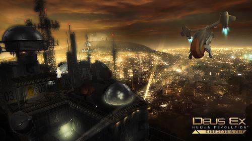 Deus Ex: Human Revolution Director's Cut (Xbox360/ENG)