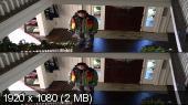 Без черных полос (На весь экран)Убойное Рождество Гарольда и Кумара / A Very Harold & Kumar Christmas Вертикальная анаморфная