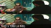 Без черных полос (На весь экран)Росомаха: Бессмертный / The Wolverine(Лицензия) Вертикальная анаморфная