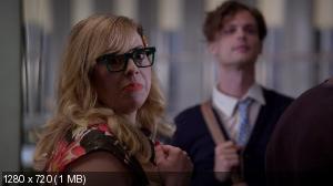 Мыслить как преступник / Criminal Minds [Сезон: 9] (2013 - 2014) WEB-DL 720p   Fox