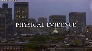 Вещественное доказательство / Physical Evidence (1989) BDRip-AVC | MVO | AVO