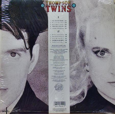 Thompson Twins - Close To The Bone (1987),Vinyl-rip