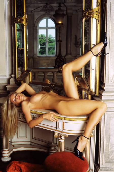 MichaelNinn: Marketa B. - Tickle (The Met-Art Collection)