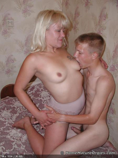 сын голыемама и