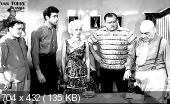 �����, ������ � ������� / Taxi roulotte et corrida (1958) DVDRip