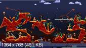 Worms: Armageddon / Worms: Армагеддон [3.7.2.1] (1999) PC | RePack от Sania