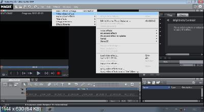 MAGIX Video Pro X5 12.0.13.0 + Rus