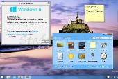Windows 8.1 Build 9600 Enterpsise StaforceTEAM 10.12.2013 (x64/RU/EN/DE)