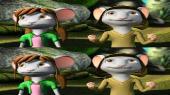 Без черных полос (На весь экран)Приключения мышонка 3Д / Rodencia y el Diente de la Princesa 3D