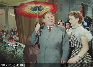 Карнавальная ночь (1956) BDRip