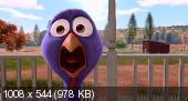 ������: ����� � ������� / Free Birds (2013) BDRip-AVC | DUB | ��������