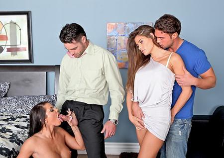Подруги обменялись своими мужьями