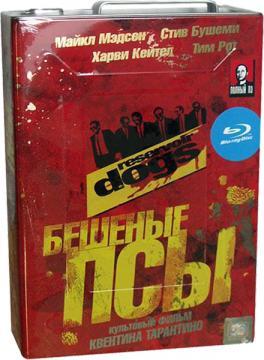 Бешеные псы / Reservoir Dogs (1992) Blu-Ray Disc 1080p | JPN Transfer