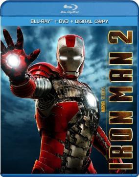 Железный человек 2 / Iron Man 2 (2010) BDRip 1080p