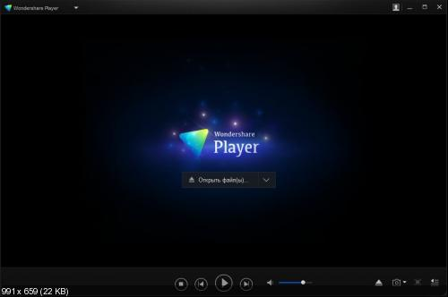 Wondershare Player 1.6.0.3 (2013) РС [Multi/Ru] + Portable by KGS